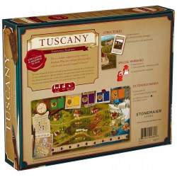 Viticulture Expansion: Tuscany Essential Edition (2016) Board Game