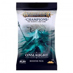 Warhammer Age of Sigmar: Champions Onslaught Booster Board Game