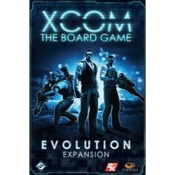XCOM: The Board Game: Evolution Expansion (2016) - разширение за настолна игра