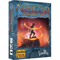 Aeon's End: Accessory Pack 2 (2020) - допълнение към настолна игра