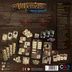 Alchemists: The King's Golem Expansion (2016) - разширение за настолна игра