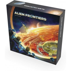 Alien Frontiers 5th Edition (2017) - настолна игра