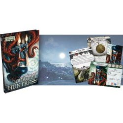 Arkham Horror: Hour of the Huntress Novella Board Game