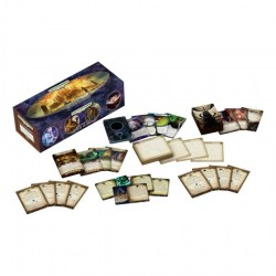 Arkham Horror: The Card Game – Return to the Path to Carcosa (2019) - разширение за настолна игра