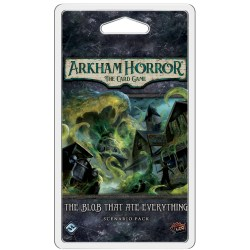 Arkham Horror: The Card Game –  The Blob That Ate Everything Scenario Pack (2020)