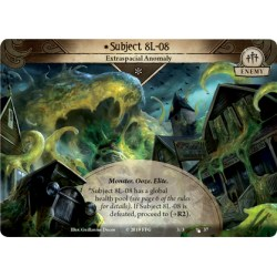 Arkham Horror: The Card Game –  The Blob That Ate Everything Scenario Pack (2020) Board Game