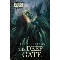 Arkham Horror: The Deep Gate - новела и ексклузивен герой за Arkham Horror LCG