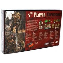 Blood Rage: 5th Player Expansion (2015) - разширение за настолна игра