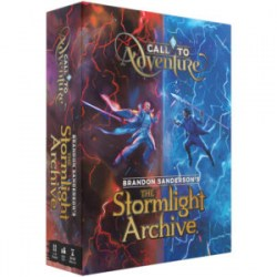 Call to Adventure: The Stormlight Archive (2020) - настолна игра