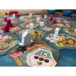 Century: Eastern Wonders (2018) - настолна игра