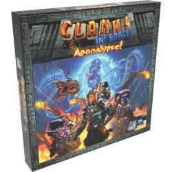 Clank! In! Space! Apocalypse! (2018) - разширение за настолна игра