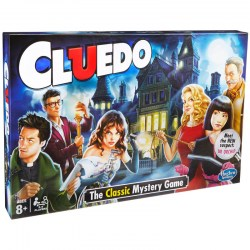 Cluedo (CLUE): The Classic Mystery Game