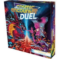 Cosmic Encounter Duel (2020) - настолна игра