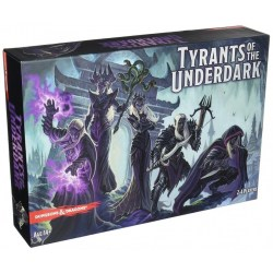 D&D Tyrants of the Underdark (2016) Board Game