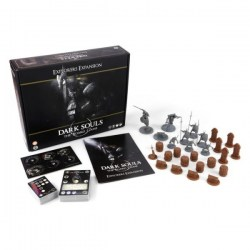 Dark Souls: The Board Game - Core Game Expansion Sets - Explorers Expansion (2017) - разширение за настолна игра