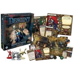 Descent: Journeys in the Dark (Second Edition) – Manor of Ravens Expansion (2014) - разширение за настолна игра