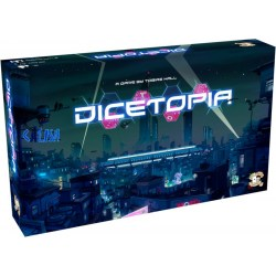 Dicetopia (2018) - настолна игра