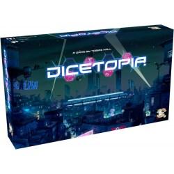 Dicetopia (2018) Board Game