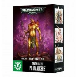 EASY TO BUILD DEATH GUARD POXWALKERS в Chaos Space Marines
