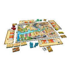 Egizia: Shifting Sands (2019) - настолна игра
