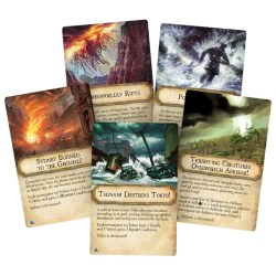 Eldritch Horror: Cities in Ruin  Expansion (2017) Board Game