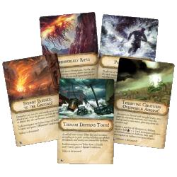 Eldritch Horror: Cities in Ruin Expansion (2017) - разширение за настолна игра