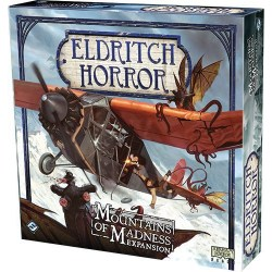Eldritch Horror: Mountains of Madness Expansion (2014) - разширение за настолна игра