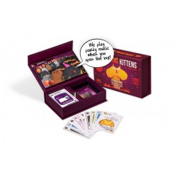 Exploding Kittens: Party Pack (2-10 играча, 2019) - настолна игра