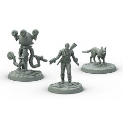 Fallout: Wasteland Warfare - Survivors Heroes of Sanctuary Hills Box в Fallout: Wasteland Warfare