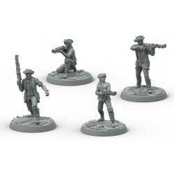 Fallout: Wasteland Warfare - Survivors Minutemen Posse Box