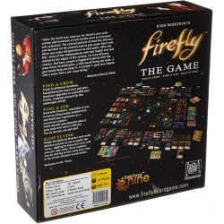 Firefly: The Game (2013) - настолна игра