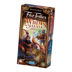 Five Tribes: Whims of the Sultan  Expansion (2017) - разширение за настолна игра