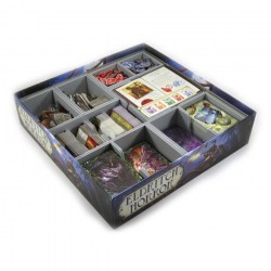 Folded Space: Eldritch Horror Organiser in Box organizers