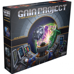 Gaia Project (2017) - настолна игра