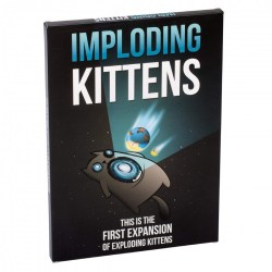 Imploding Kittens Expansion Pack Board Game