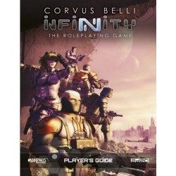 Infinity RPG: Player's Guide + PDF в Infinity: The Game