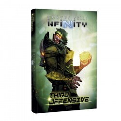 Infinity: Third Offensive with Libertos Freedom Fighter in Infinity: The Game