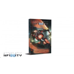 Infinity: Uprising (with Preorder Exclusive Brawler) in Books and misc.