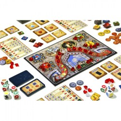 Istanbul: The Dice Game (2017) Board Game