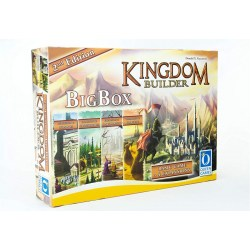 Kingdom Builder: Big Box Second Edition (2017) - настолна игра