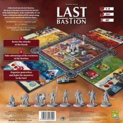 Last Bastion (2019) - кооперативна настолна игра