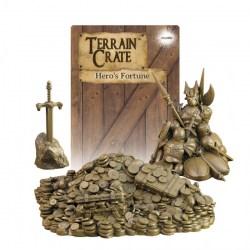 Mantic Games: Terrain Crate - Hero's Fortune в Терени за игри