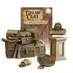 Mantic Games: Terrain Crate - Royal Vault в Терени за игри