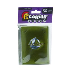 Marvel Legendary Card Sleeves Green (50 бр.)