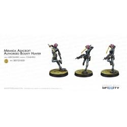 Mercenaries:  Miranda Ashcroft Authorized Bounty Hunter (Combi Rifle) в Mercenaries