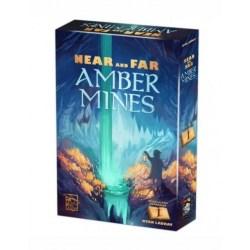 Near and Far: Amber Mines Expansion (2018) - разширение за настолна игра