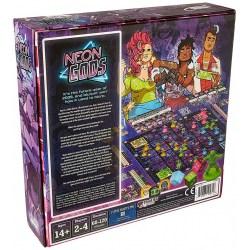Neon Gods (2018) - настолна игра