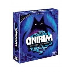 Onirim - настолна игра
