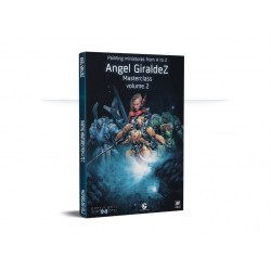 Painting Miniatures From A to Z - Angel Giraldez Masterclass Volume 2 in Books and misc.