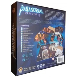 Paranormal Detectives (2019) Board Game